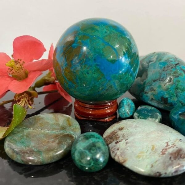 Chrysocolla Cover