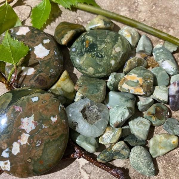 Jasper: Rainforest Rhyolite Cover