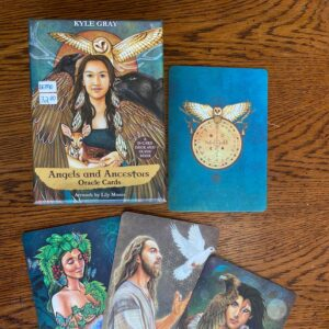 Angels And Ancestors Oracle Cards Cropped
